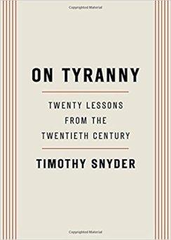 snyder tyranny